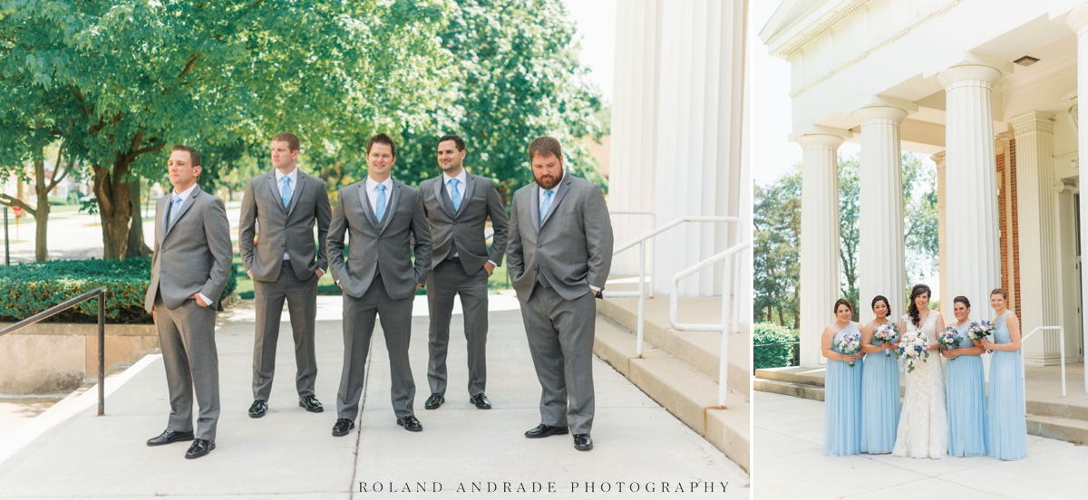 Chicago Wedding Photographer Harry Caray's Wedding Lombard Illinois Cubs Wedding_0011.jpg