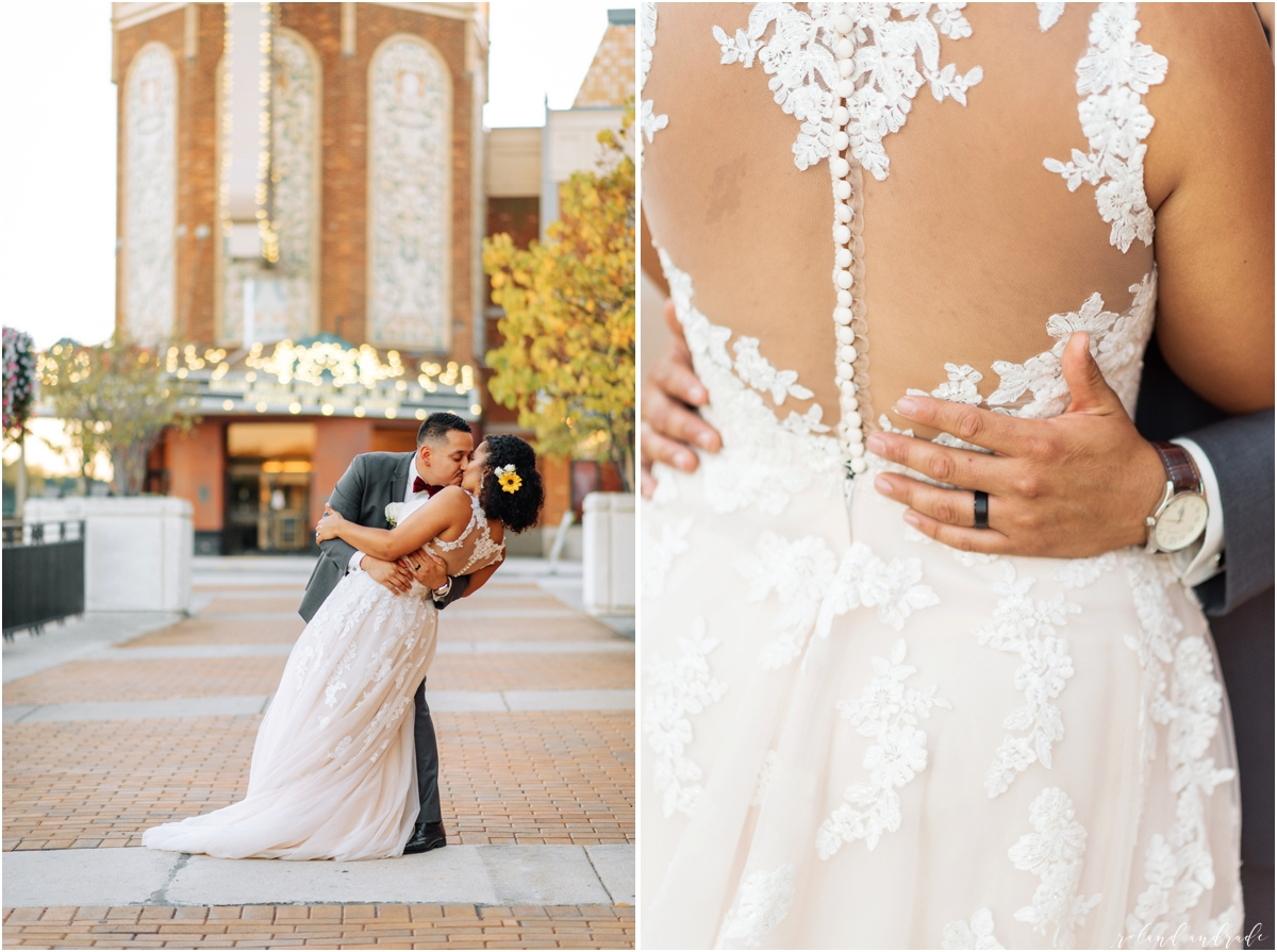 Paramount Theater Meyer Ballroom Wedding Photography Aurora Illinois - Chicago Wedding Photography_0028.jpg