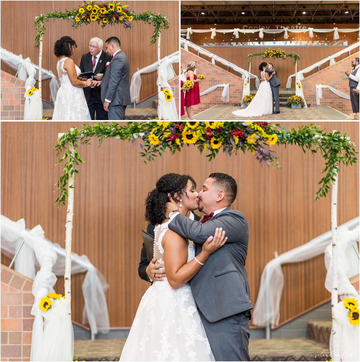 Paramount Theater Meyer Ballroom Wedding Photography Aurora Illinois - Chicago Wedding Photography_0041.jpg