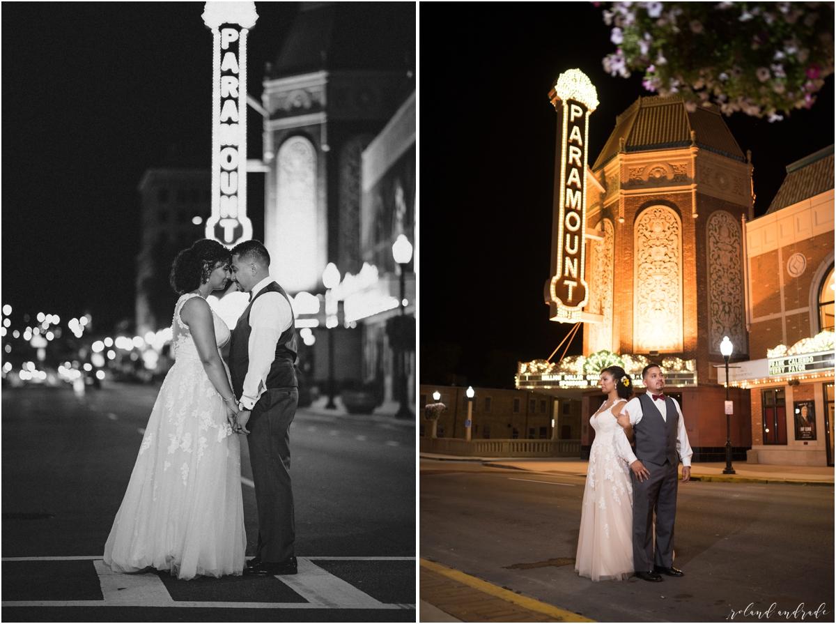 Paramount Theater Meyer Ballroom Wedding Photography Aurora Illinois - Chicago Wedding Photography_0056.jpg