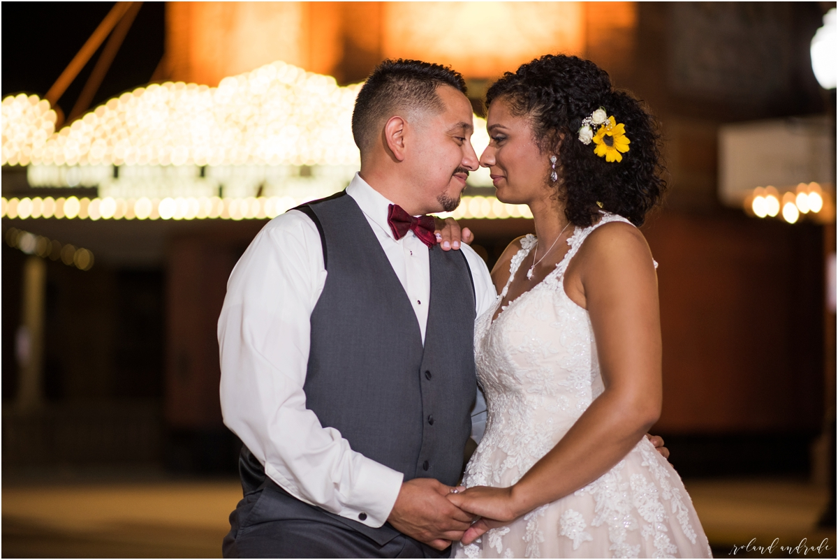 Paramount Theater Meyer Ballroom Wedding Photography Aurora Illinois - Chicago Wedding Photography_0057.jpg