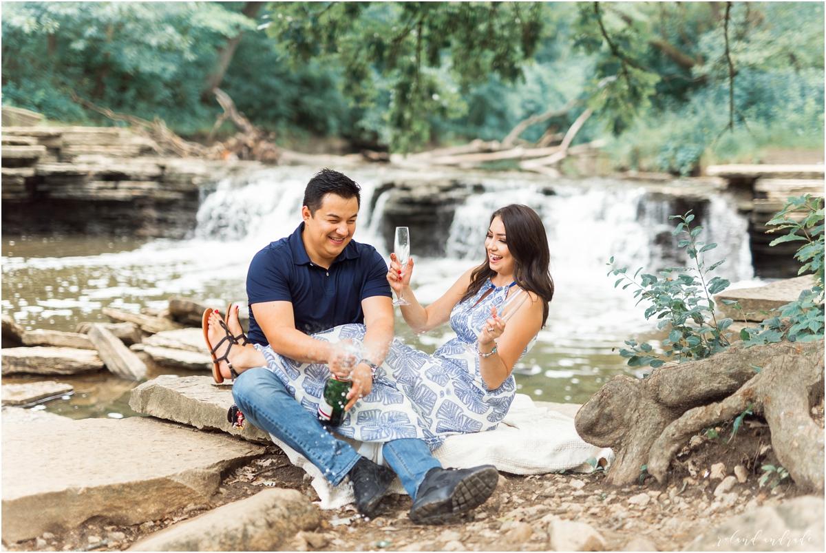 Waterfall Glenn Engagement Session, Lemont Illinois Engagement Session, Chicago Wedding Photographer, Naperville Wedding Photographer, Aurora Wedding Photographer6.jpg