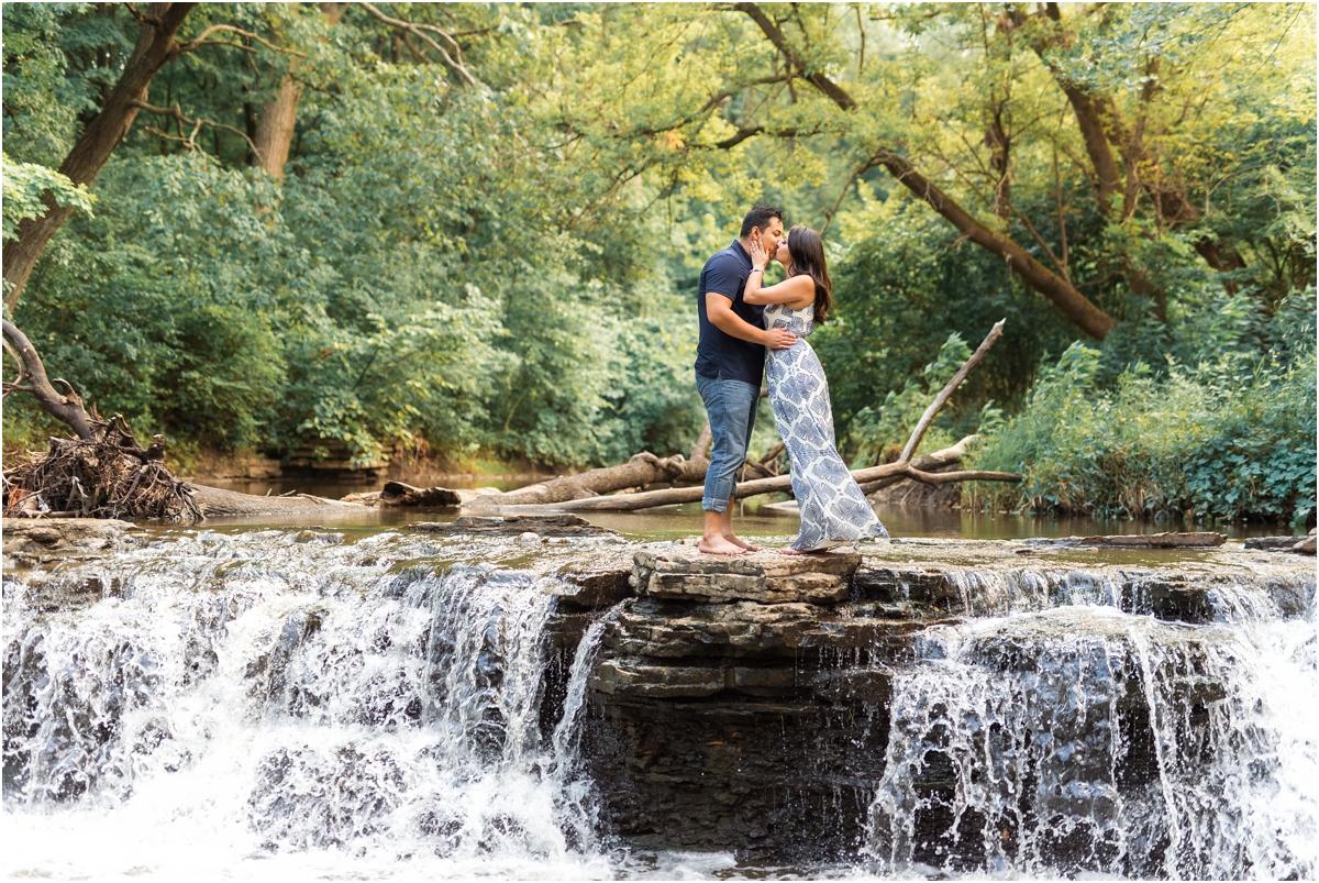 Waterfall Glenn Engagement Session, Lemont Illinois Engagement Session, Chicago Wedding Photographer, Naperville Wedding Photographer, Aurora Wedding Photographer26.jpg