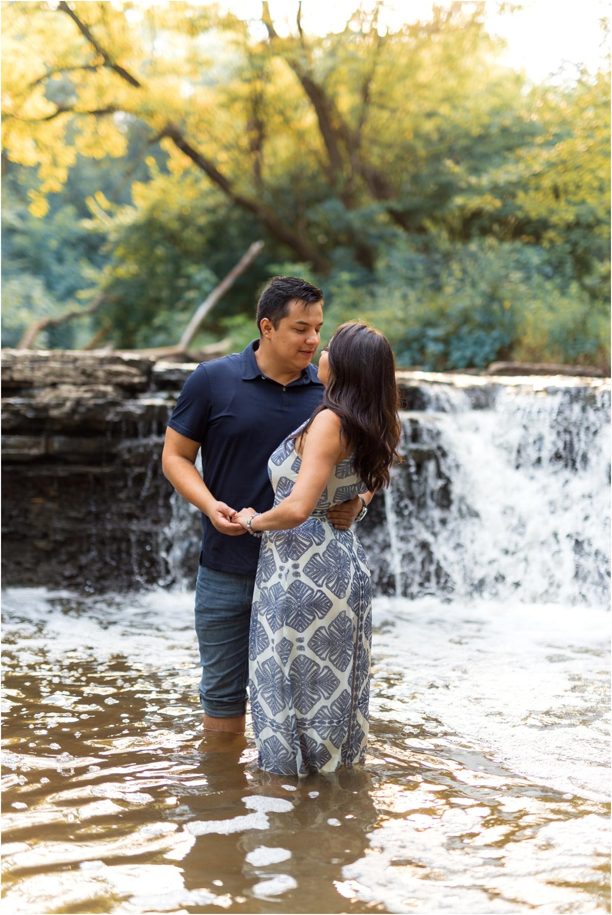 Waterfall Glenn Engagement Session, Lemont Illinois Engagement Session, Chicago Wedding Photographer, Naperville Wedding Photographer, Aurora Wedding Photographer38.jpg