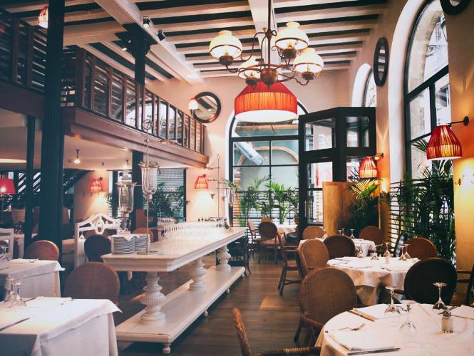 LA FONDA   Excellent value, food & ambient -  El Gòtic