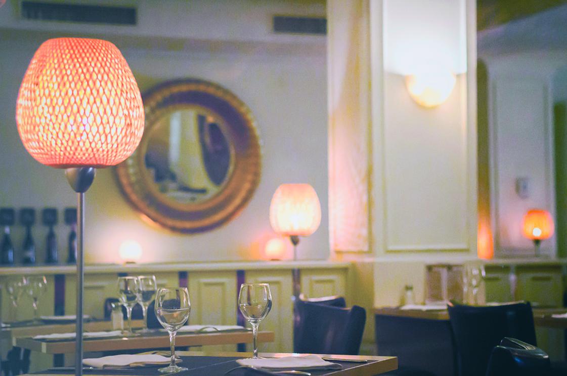 CENT FOCS   - affordable midday gourmet menu   Mon-Fri, 11€ -  Plaça Universitat