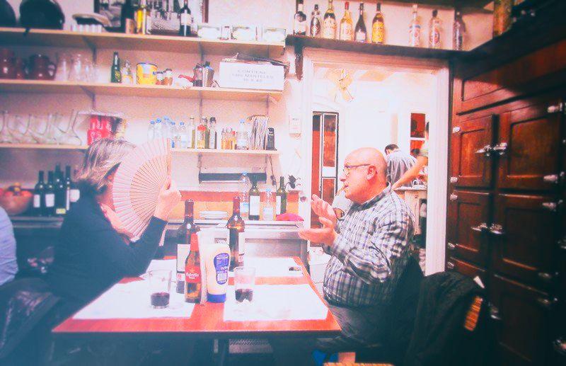 "CAN MAÑO   Authentic ! Try their ""sardinas"" -  La Barceloneta"