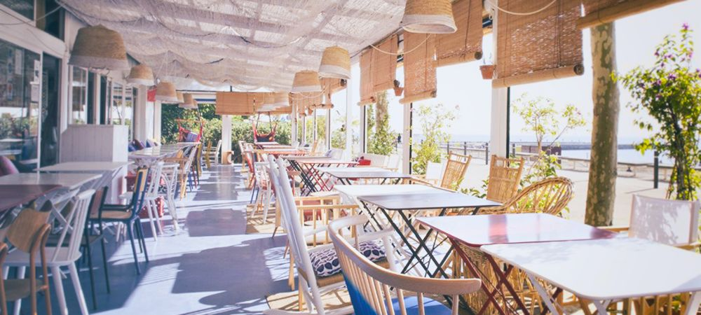 CHIRINGUITO LAS SARDINAS   Delicious tapas & paellas in front of the sea   Nova Icària Beach