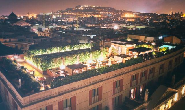 HOTEL 1898   Beautiful for its gardens & views -  Las Ramblas