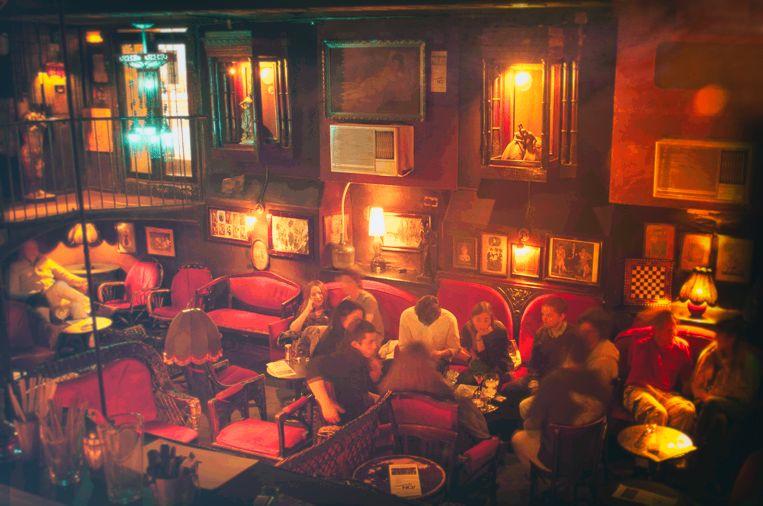LES GENS QUE J'AIME   Hidden & curious modernist bar -  Eixample