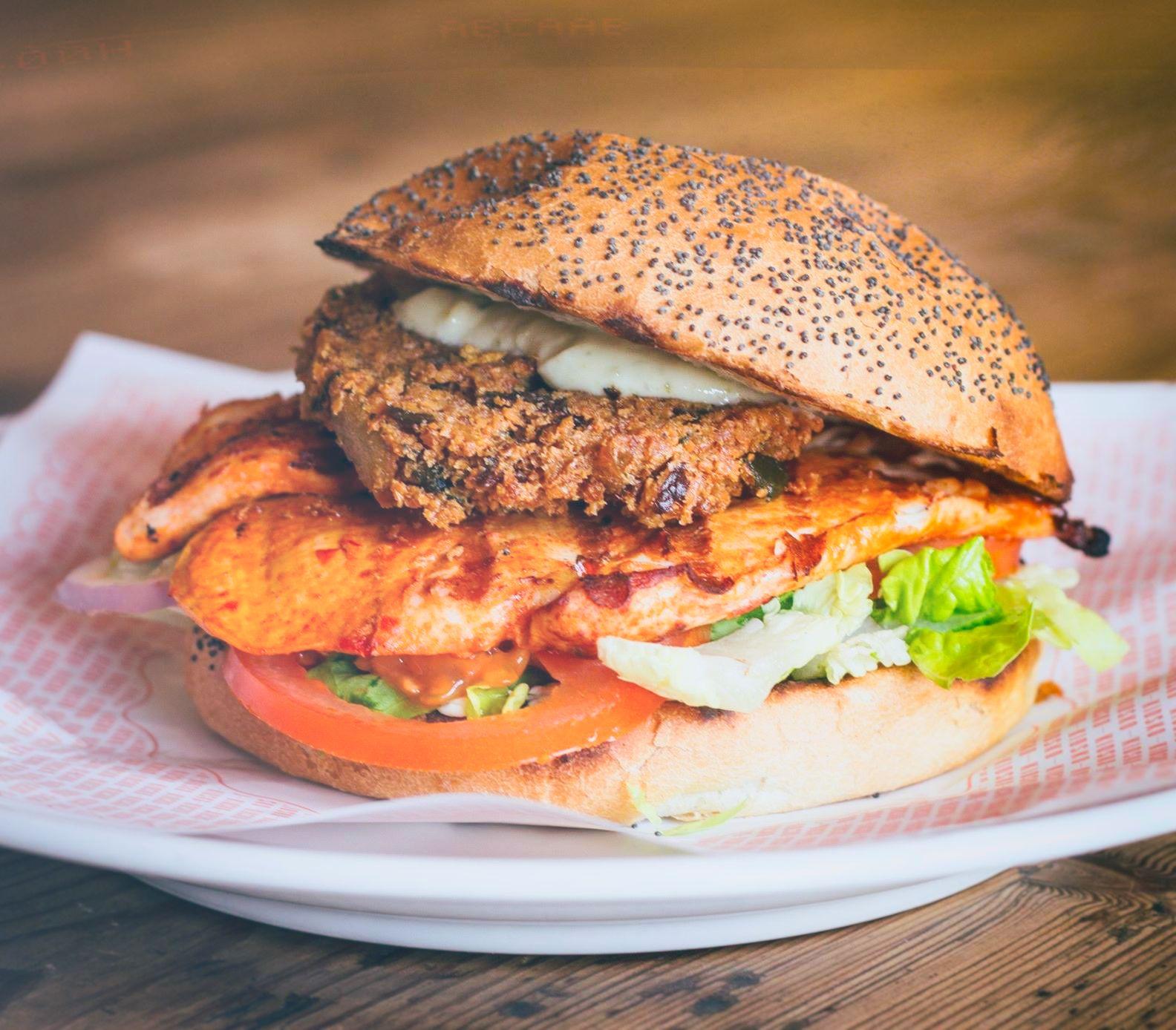 BACOA GOURMET BURGER   Surely the best burgers in town -  Plaça Catalunya
