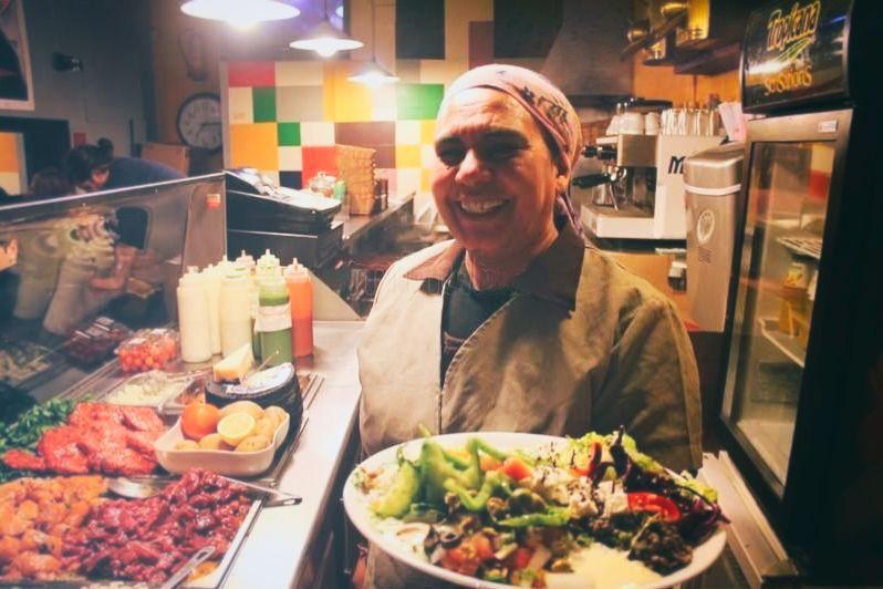 BO DE B   The best fresh sandwiches & salads bar -  El Gòtic