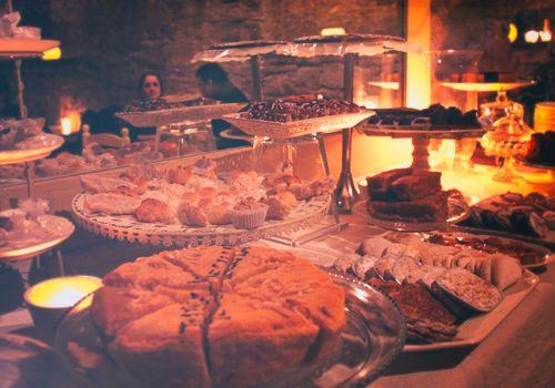 CAELUM   Teas & handmade cakes in a nice cellar -  El Gòtic