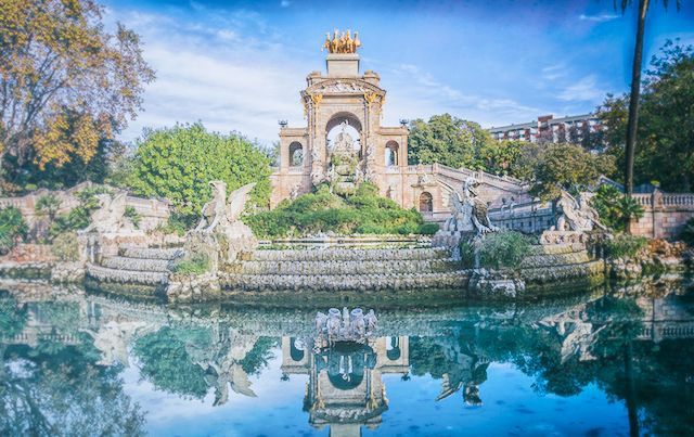 CIUTADELLA PARK   The nicest park downtown  - TripAdvisor a  warded -  Free