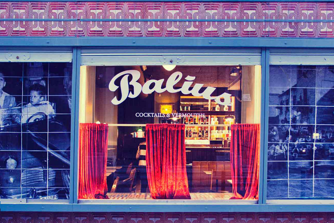 BALIUS COCKTAILS & LIVE   Best Cocktails & Vermut Bar in the heart of Poblenou. Live Jazz every Sunday at 8pm!  Marià Aguilo