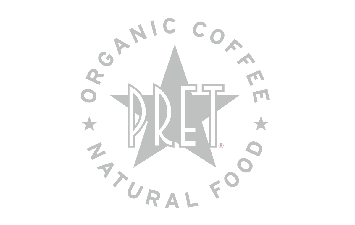 Trusted by Pret a Manger