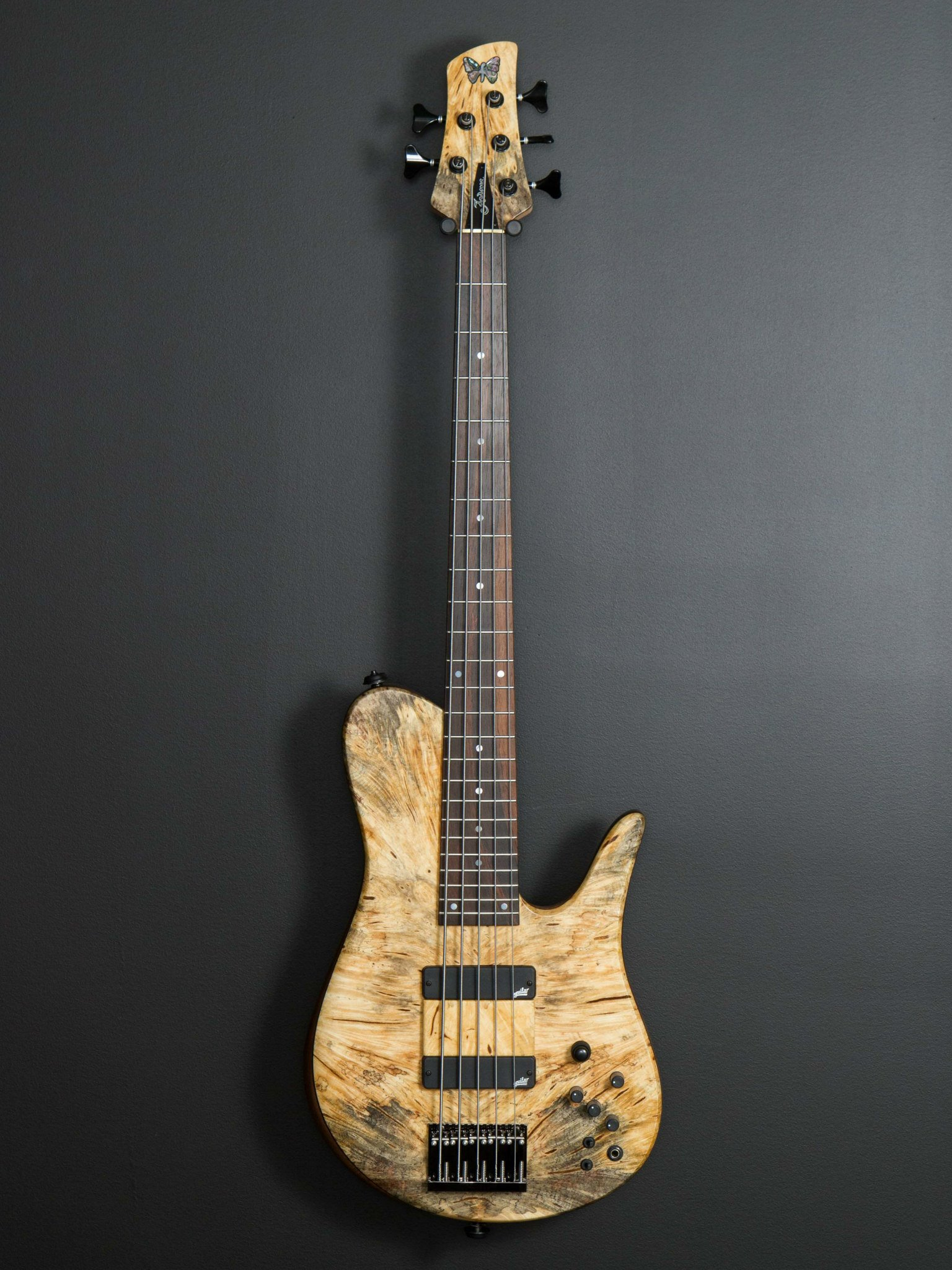 Oytun Ersan Fodera Bass