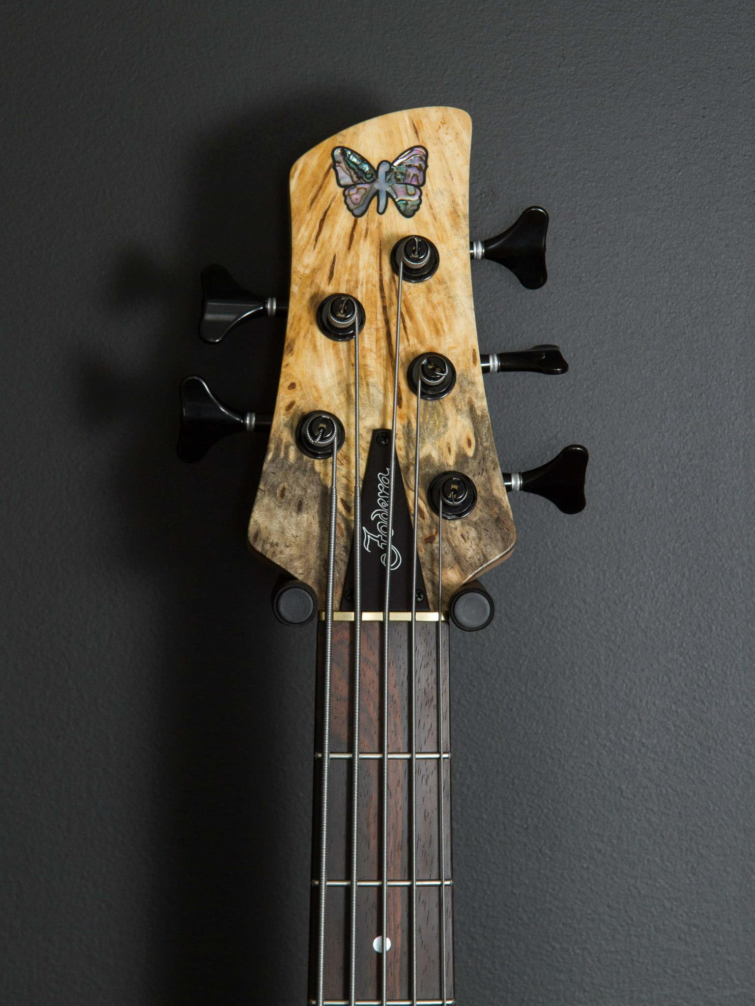 Oytun Ersan Fodera Bass 4