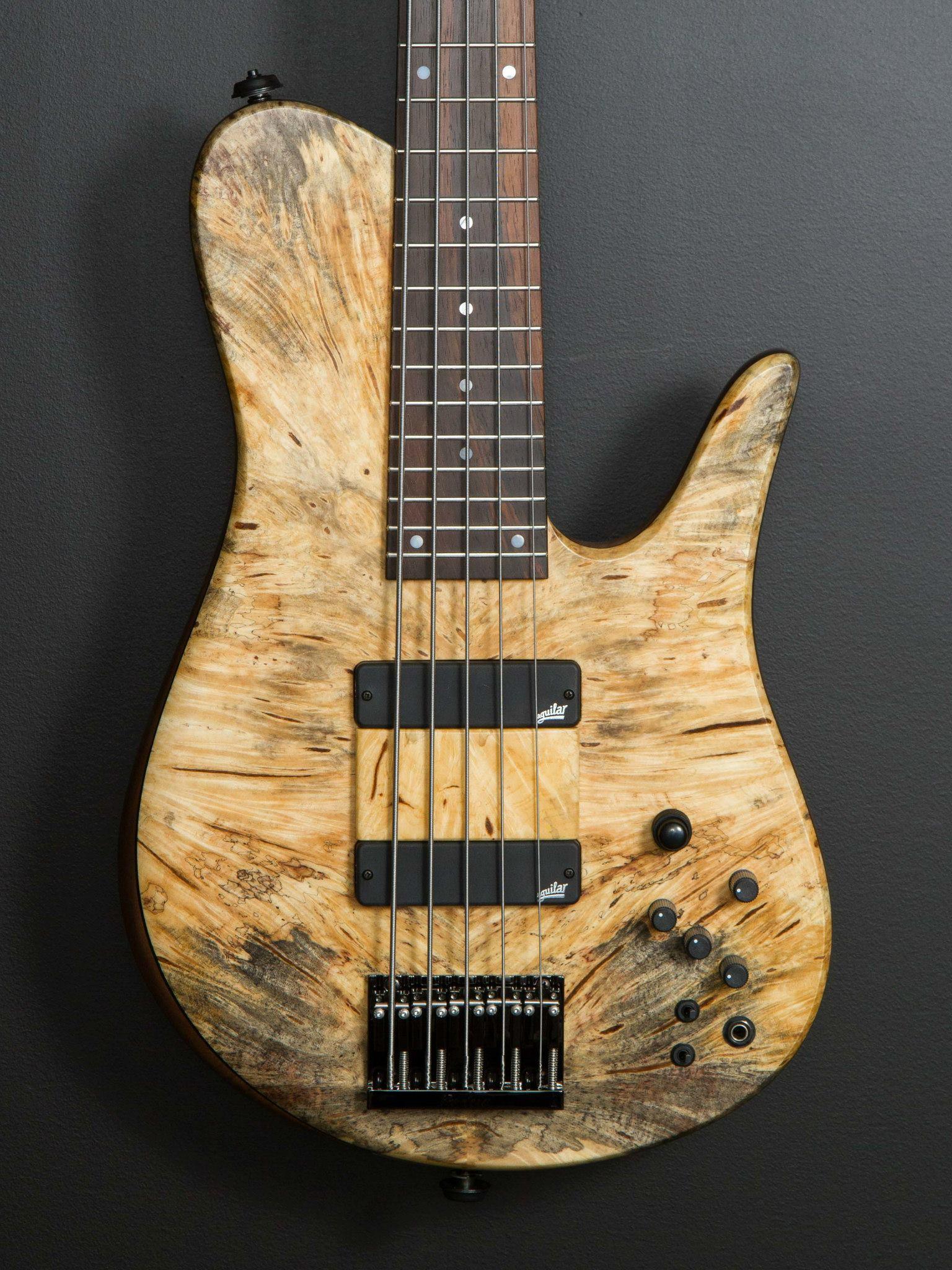 Oytun Ersan Fodera Bass 7