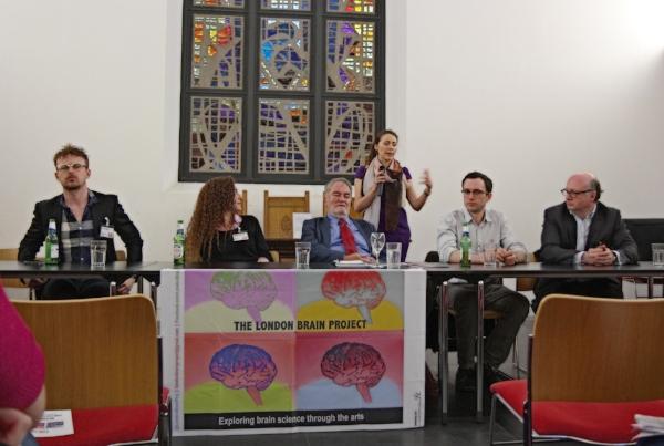 Beyond Seizures Panel event.  Photo by Anastasya Shepherd