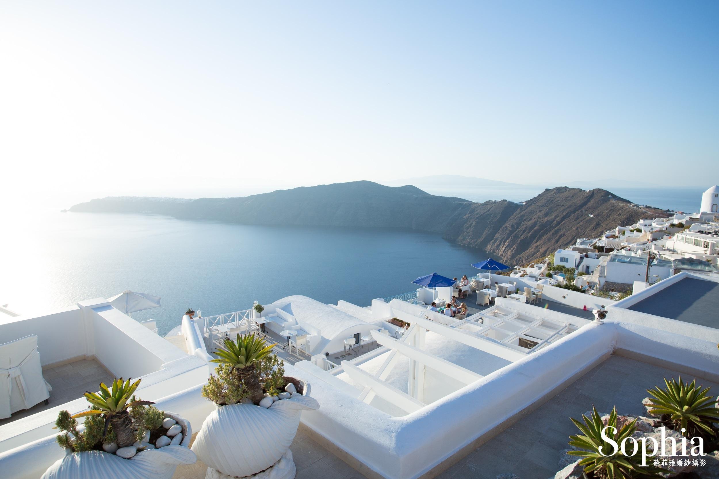 希臘的碧海藍天 - 點我看作品