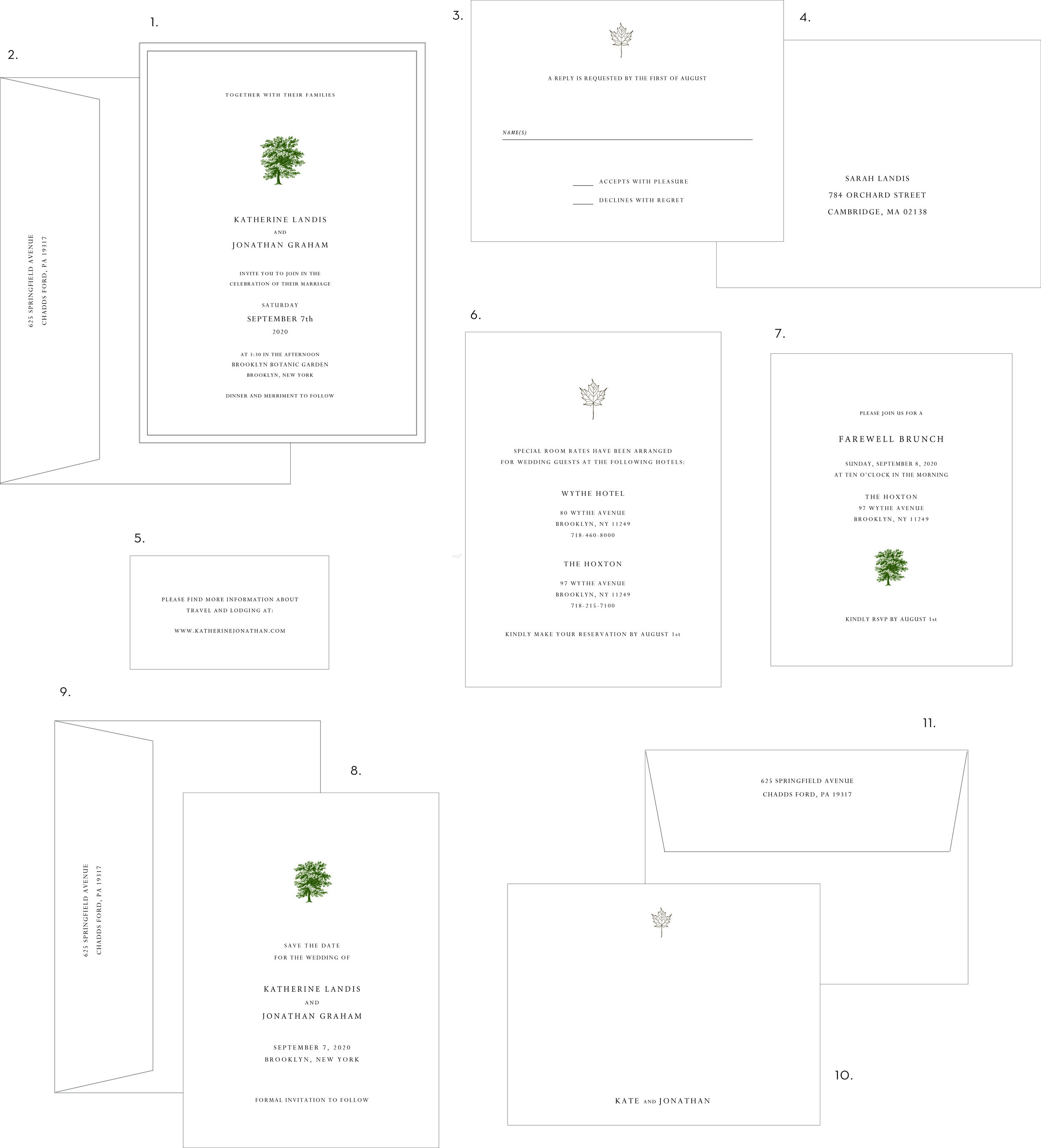 Letterpress Wedding Invitations Tree Style.jpg