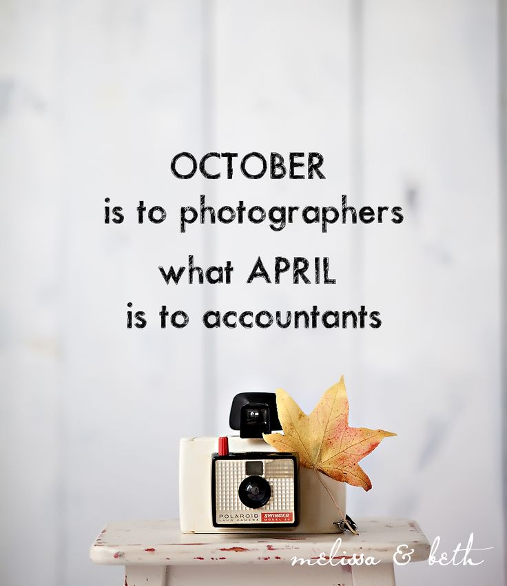 I just love this image from Melissa and Beth Photography! How true it is!