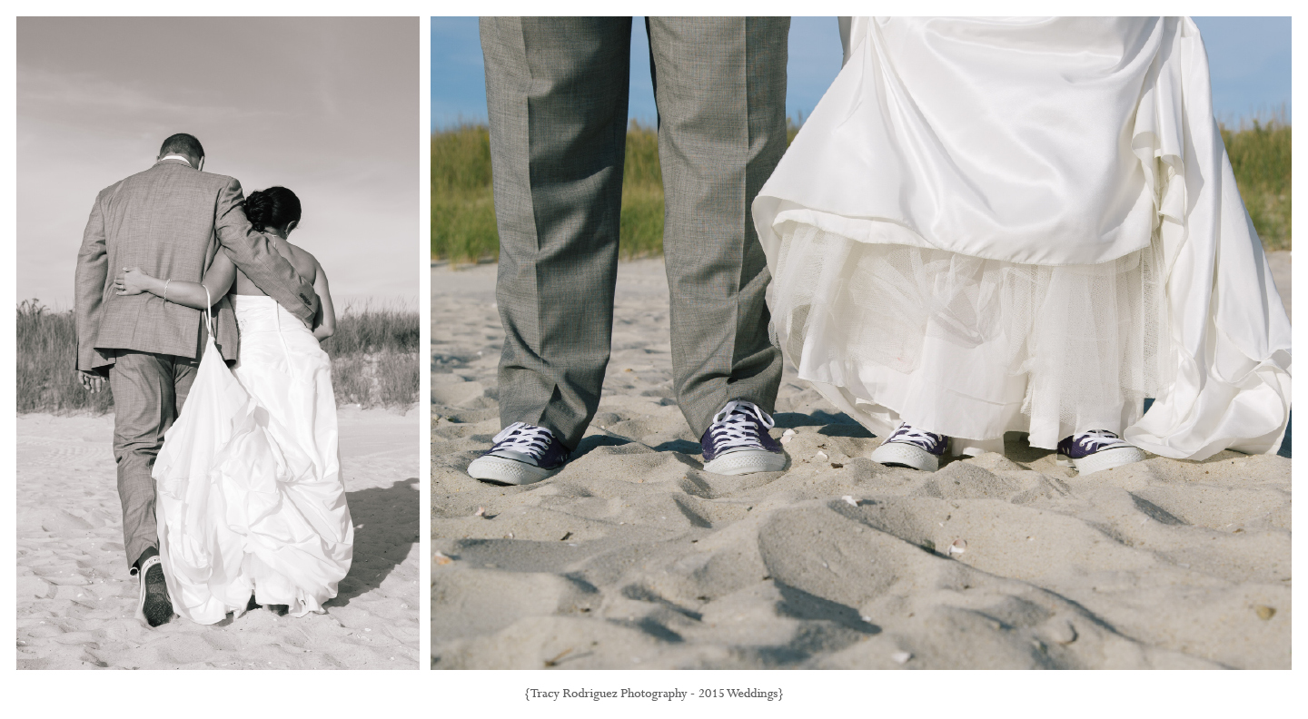 Cape Cod Wedding in West Yarmouth, MA at Seagull Beach by Tracy Rodriguez Photography