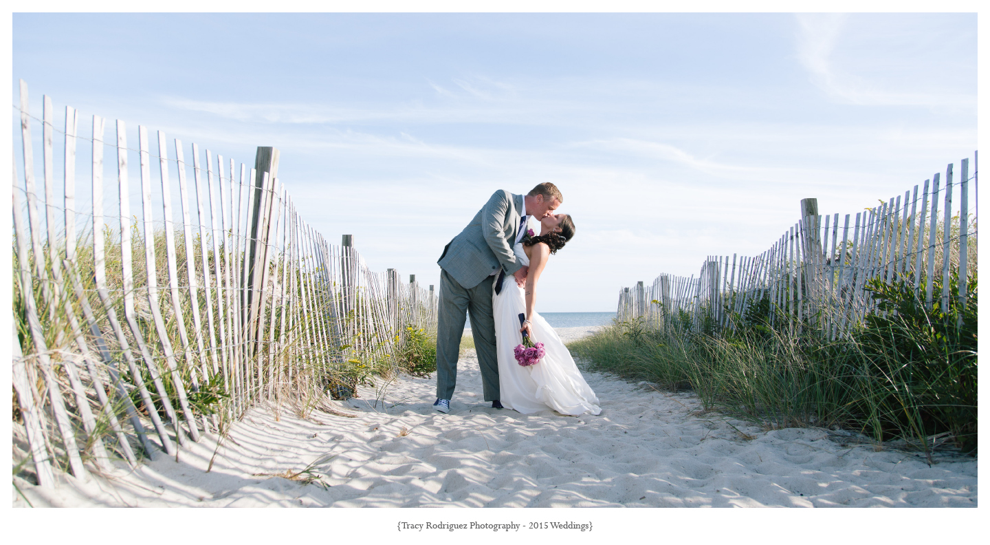 Cape Cod Wedding at Seagull Beach in West Yarmouth, MA by Tracy Rodriguez Photography