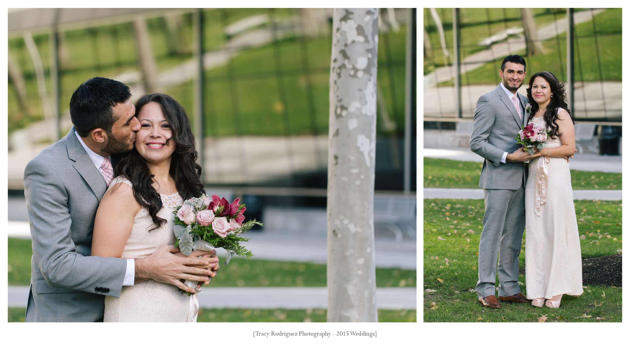 Cambridge, MA Wedding at Area Four in Technology Square by Tracy Rodriguez Photography