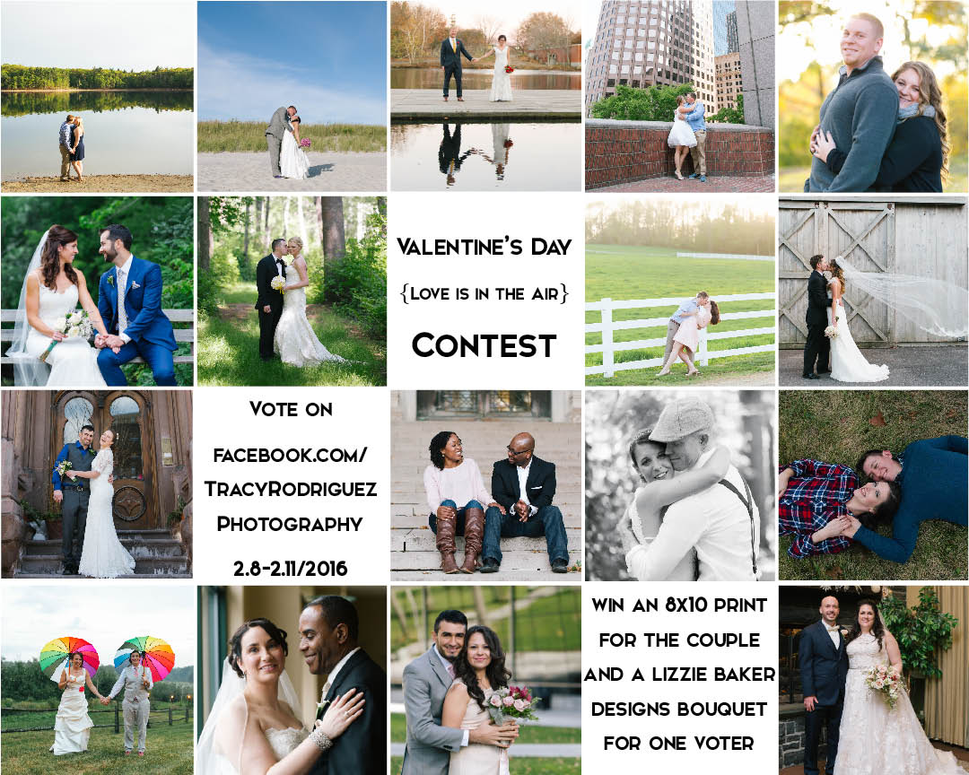Boston Wedding Photographer Valentine's Day Contest