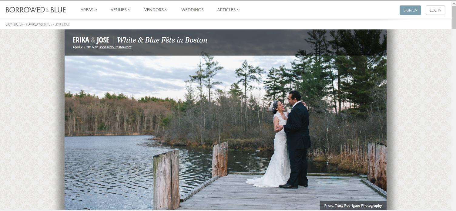 Boston Wedding Photographer