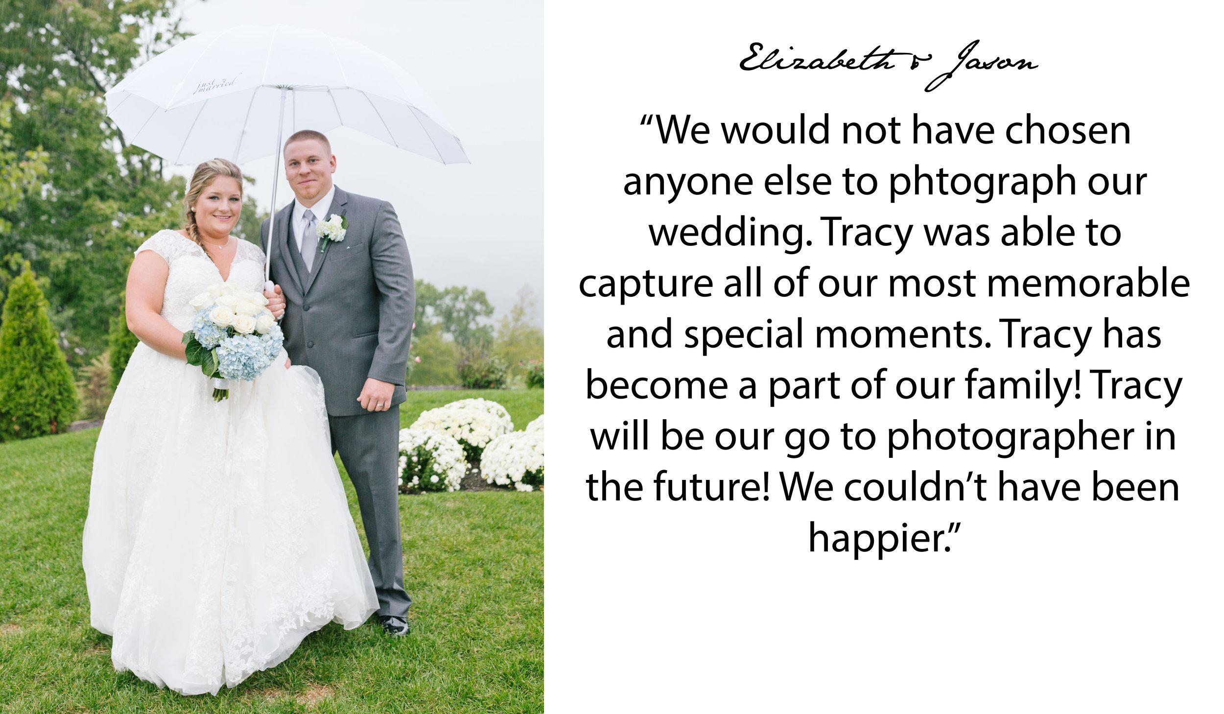 5 Star Review - Boston Wedding Photographer
