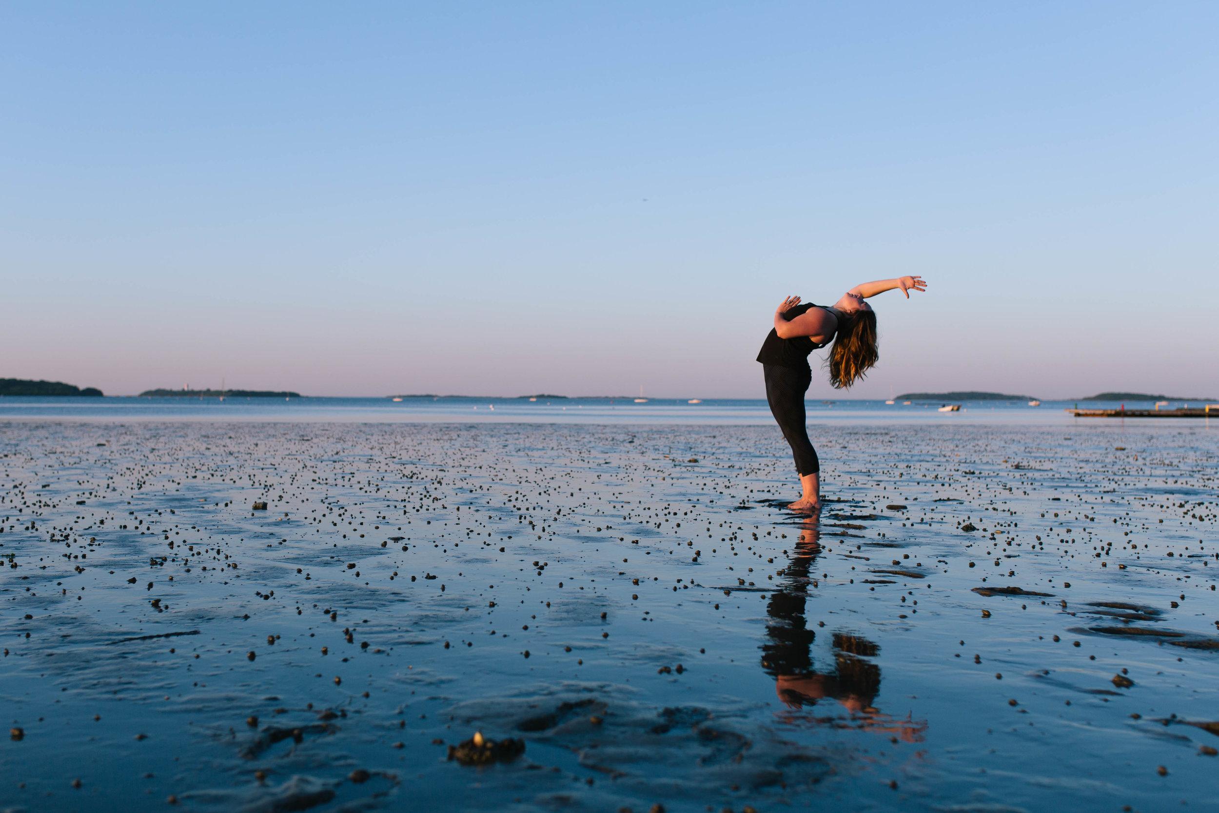 Boston yoga photographer