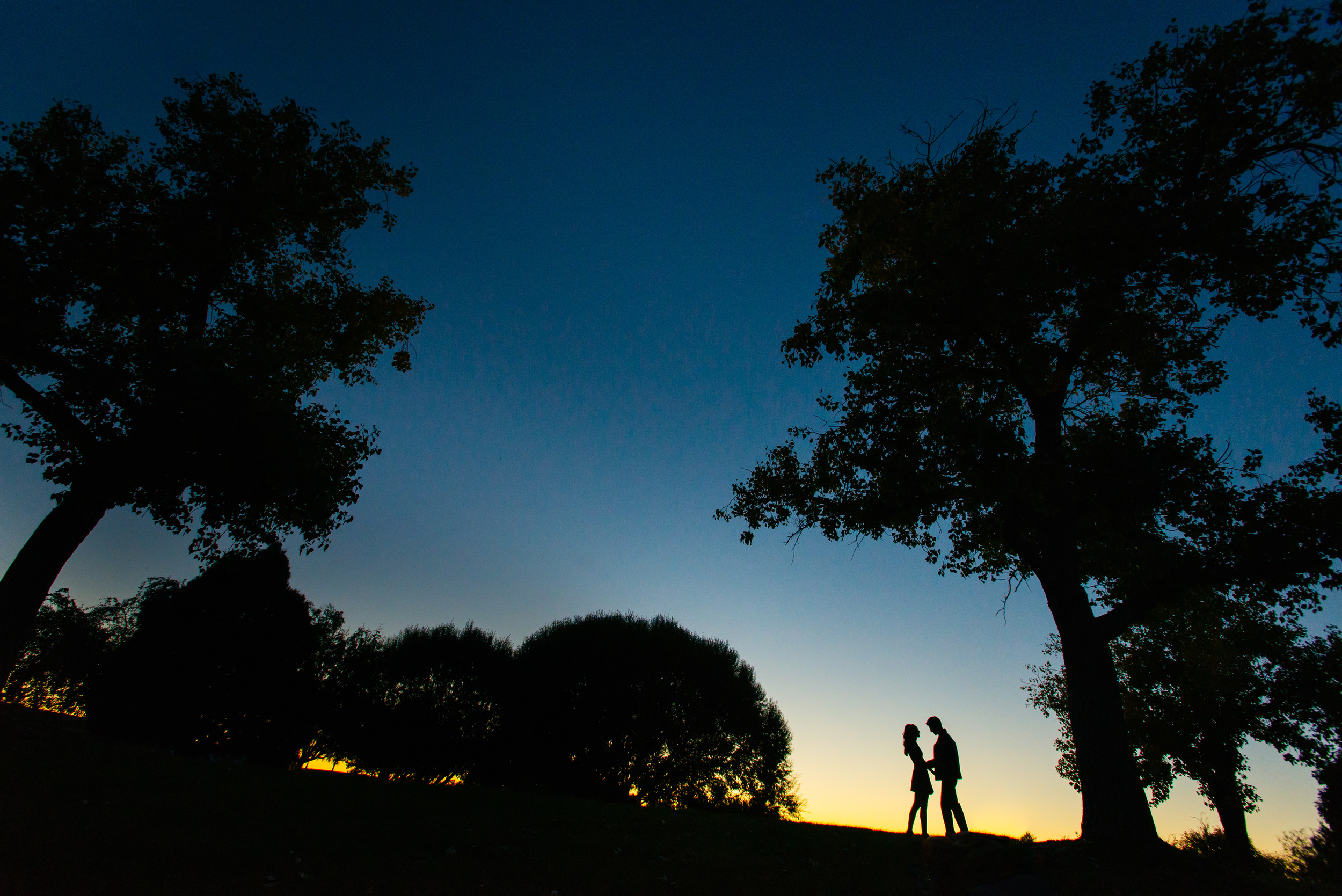 Tiguex park engagement, Albuquerque New Mexico