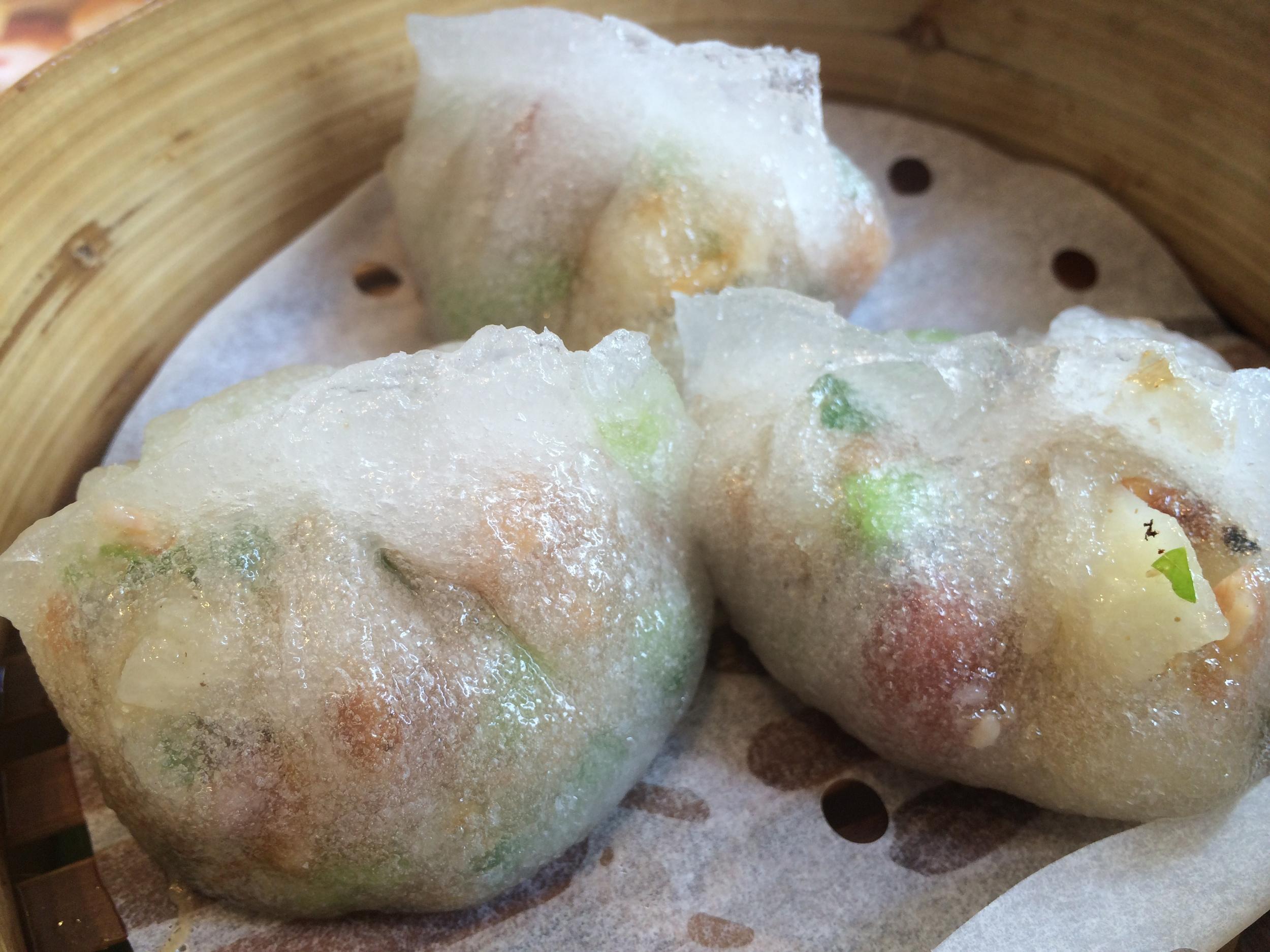 Chiu Chow Steamed Dumpling