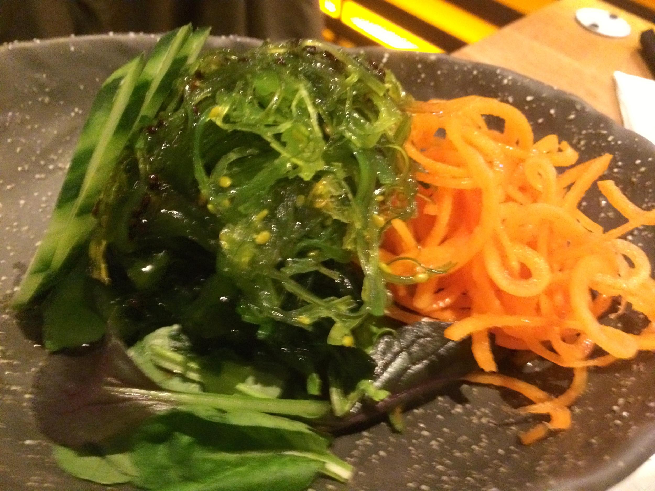 Chuka Wakame Seaweed Salad