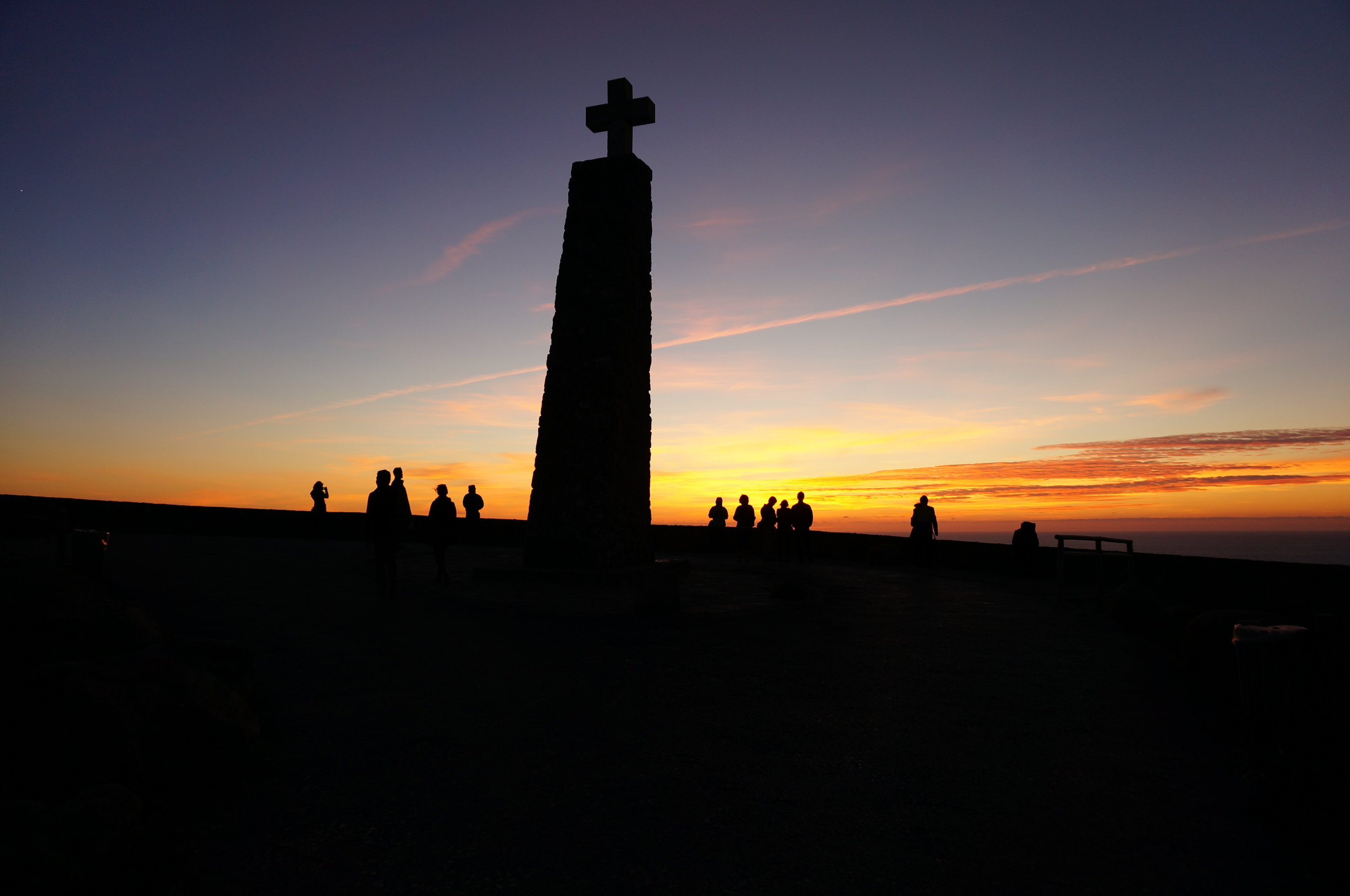 Praia da Ursa is a short walk from Cabo da Roca which is Europe's most Westerly point.