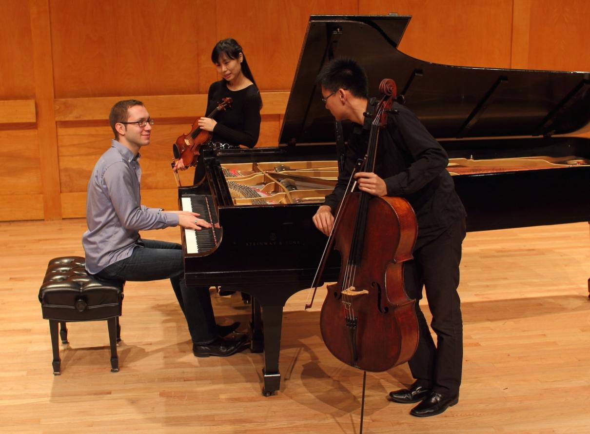 S.C.H Piano Trio