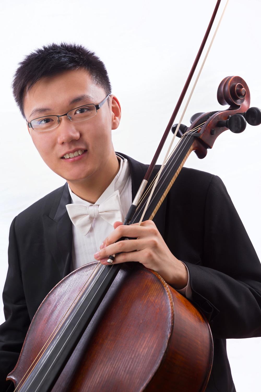 Zexun Shen , Cellist