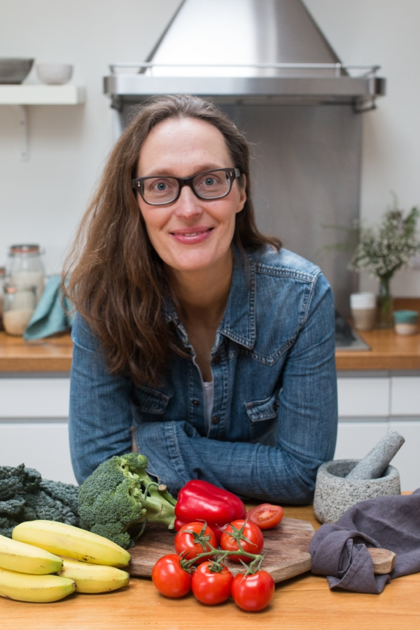 NURTURE YOUR BODY  SATURDAY 28TH JULY1.30pm  - With Elisabeth Carlsson; Nutritional Therapist & Wellness Author