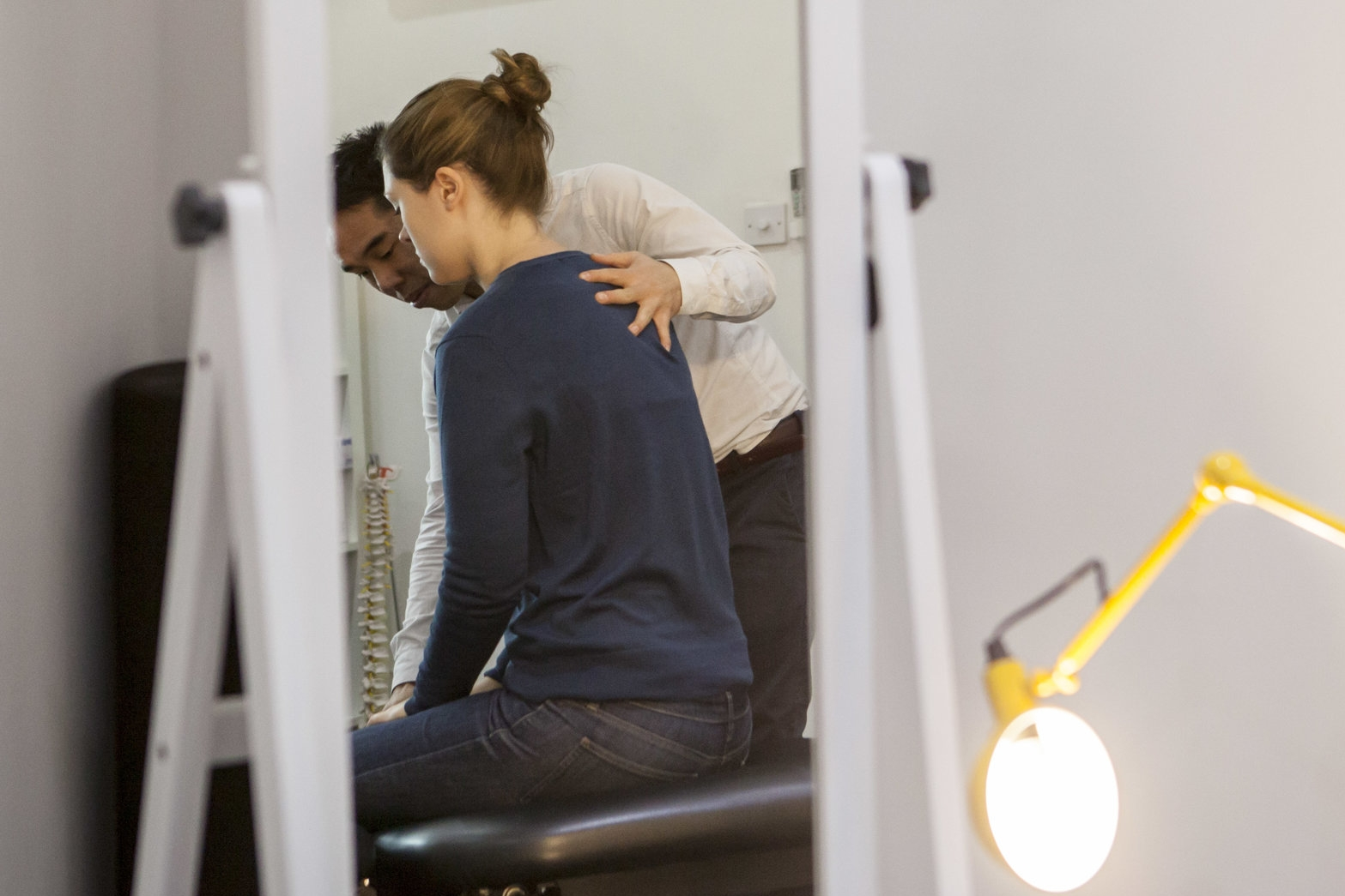 CHIROPRACTOR PRICES - Initial assessment & treatment | £75Follow up appointment | £40