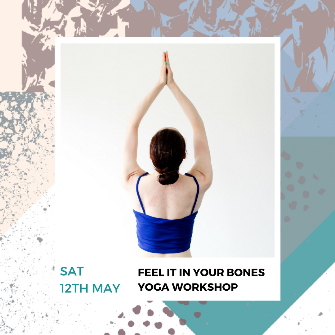 Feel It In Your Bones - Sat 12th May || £25pp