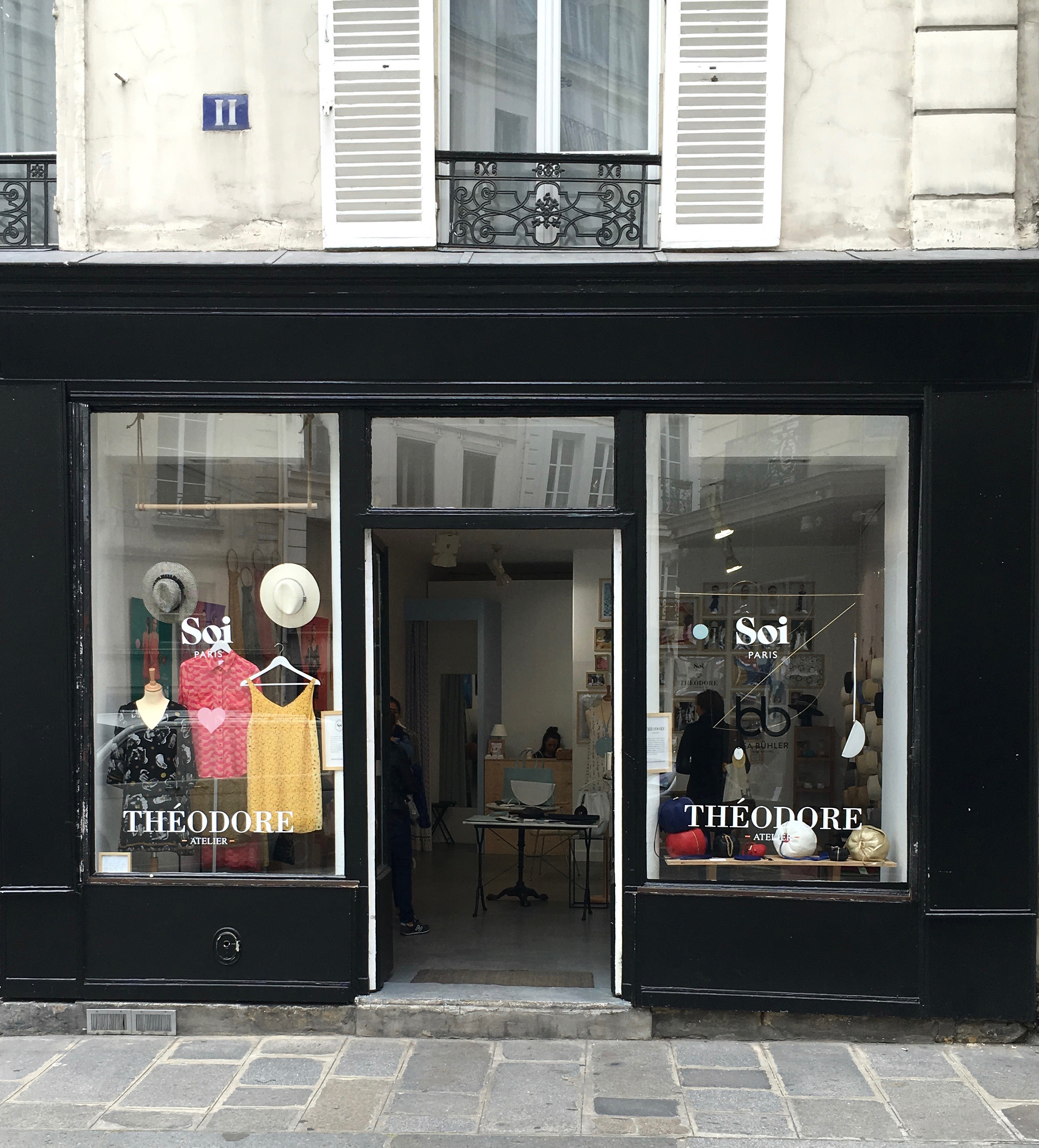 POP UP STORE PARIS