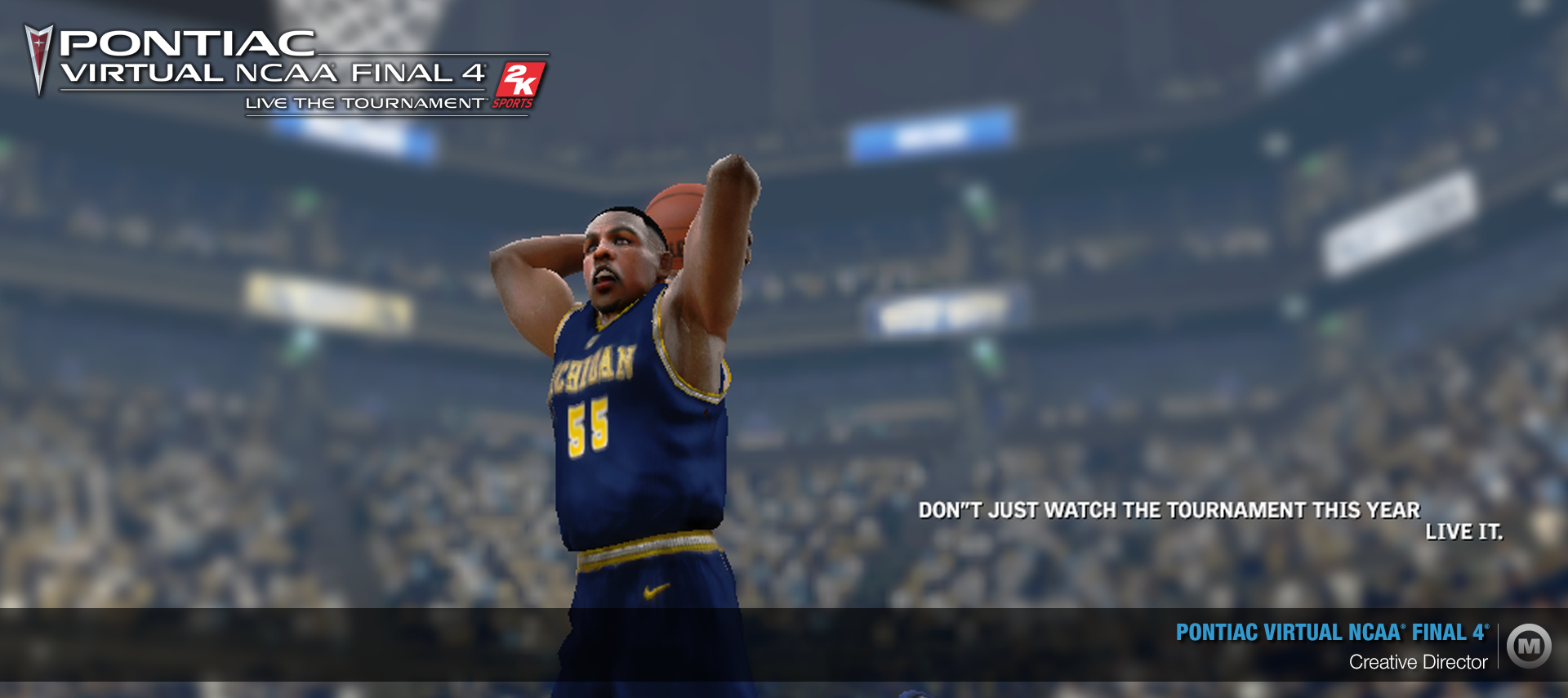 Pontiac Virtual NCAA® Final 4®