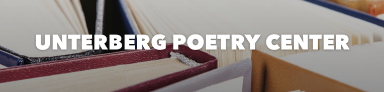 2018 Unterberg Poetry Center Discovery/Boston Review Poetry Contest Finalist  February, 2018