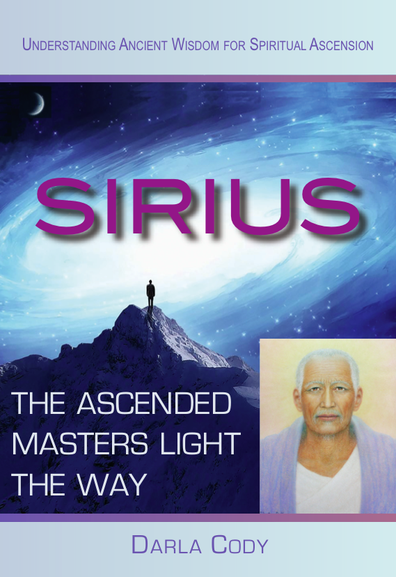 Darla Cody, Author of SIRIUS The Key to Christ Consciousness