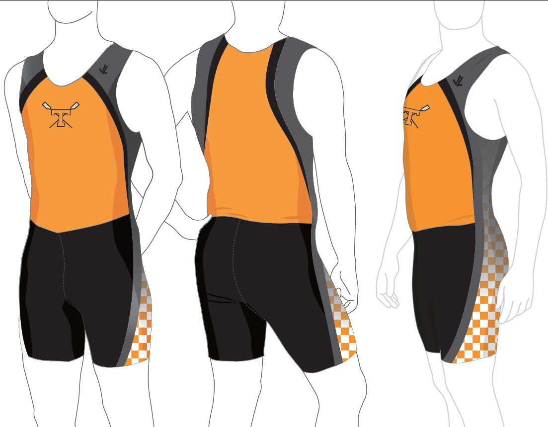 New Varsity uni for the 2015 racing season