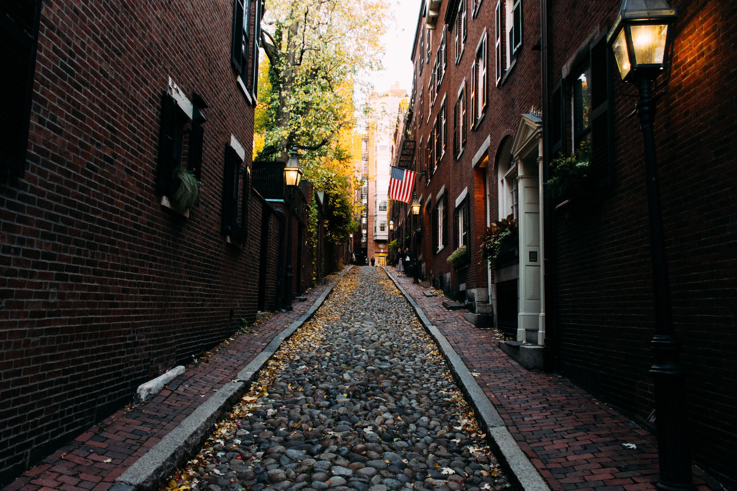 Boston Day 1