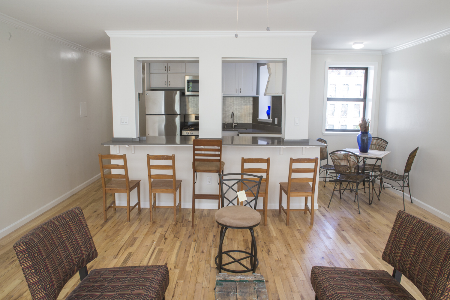 319 East 105th Street | #3A (Open Living & Dining area)